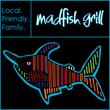 Happy hour srq your source for all happy hour for Mad fish restaurant